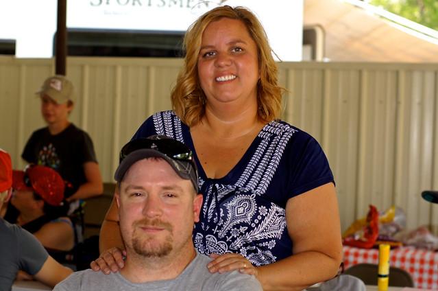 Corey and Lyndy Lee