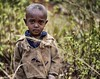 tristezza...sua e nostra... - Ethiopian child