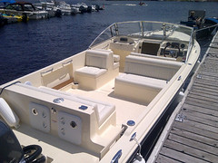 Rossiter 23 Classic Day Boat - seating for up to 10 Passengers