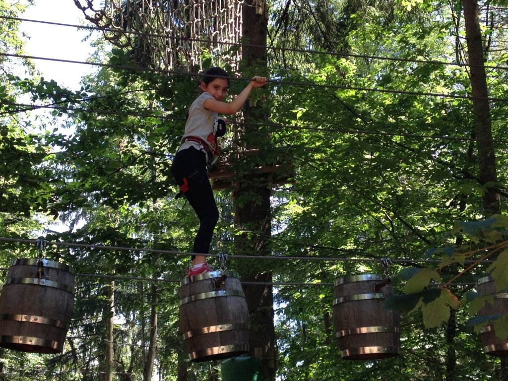 Bled ropes adventure park
