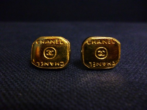vintage chanel earrings 3
