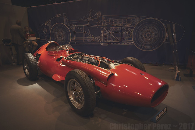 Maserati ~ Retromobile 2017 ~ Paris, France