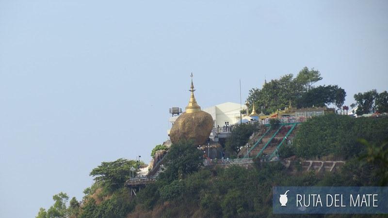 Golden Rock Myanmar (2)