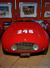 1950 Stanguellini 1100 Sport barchetta Bialbero