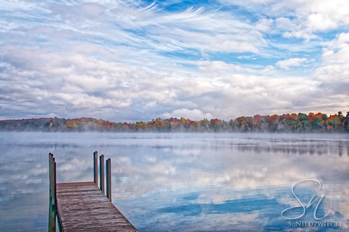 Morning at Cedar Lake 2728-08