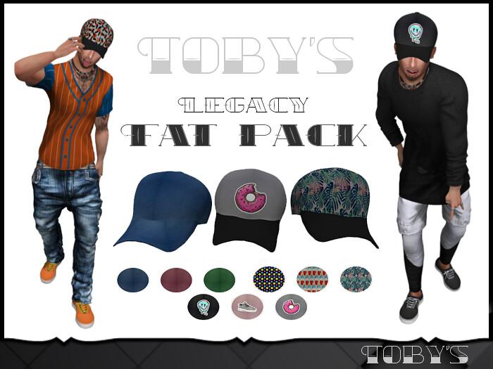 Legacy FatPack - SecondLifeHub.com