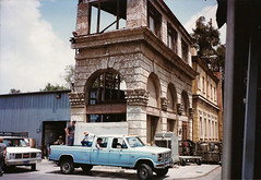 Universal Studios Hollywood - Backlot - New York Streets - 1987