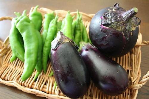 錦市場で京野菜さがし