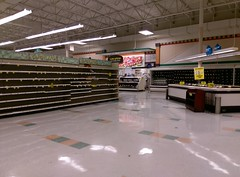 Candyland has been vacated at the old Hernando Kroger