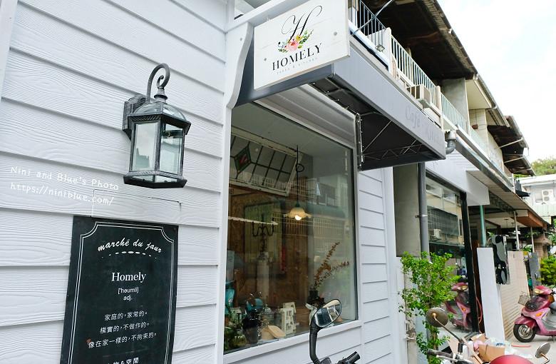 台中咖啡下午茶homely雜貨02
