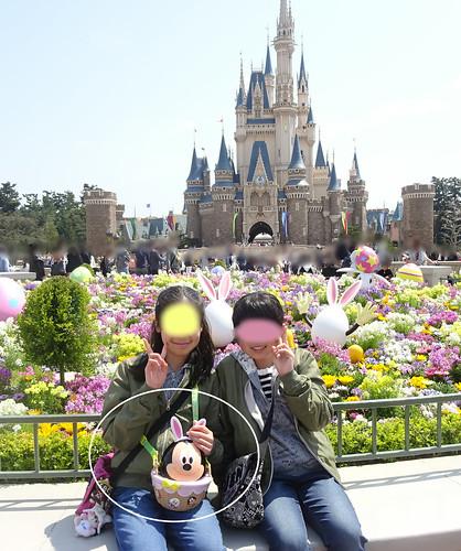 東京ディズニーランドのポップコーン
