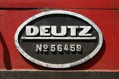 Deutz-Lokomotiven