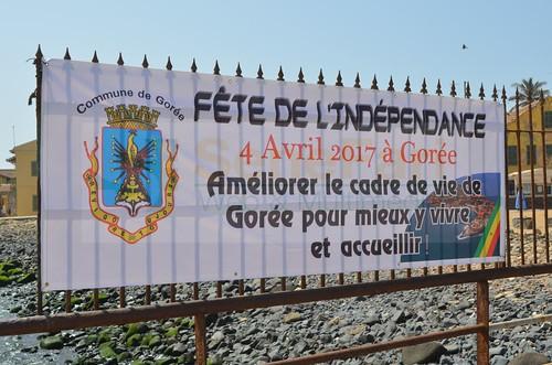 Gorée: 4 avril 2017