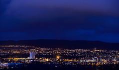 Trondheim 170405-10w2 Utsikten kveld