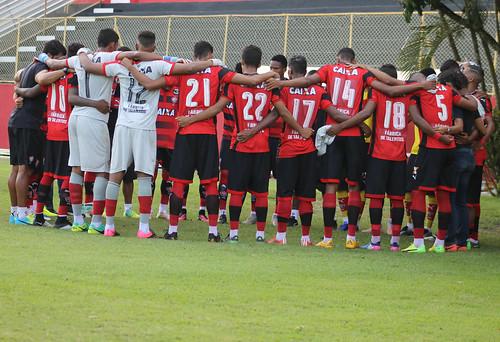 SUB20 - Vitóriax Goiás( Copa do Brasil) - Fotos: Mauricia da Matta