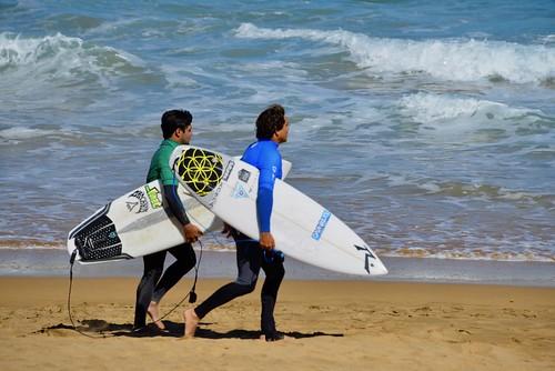 Pro Zarautz surf txapelketa