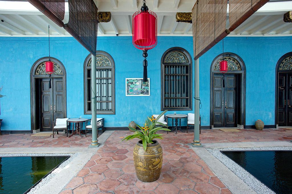 Cheong Fatt Tze Mansion.