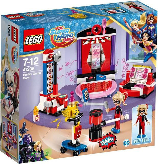 41236 Harley Quinn Dorm 1