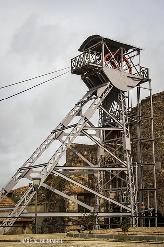 Spain - Ciudad Real - Almaden - Mine