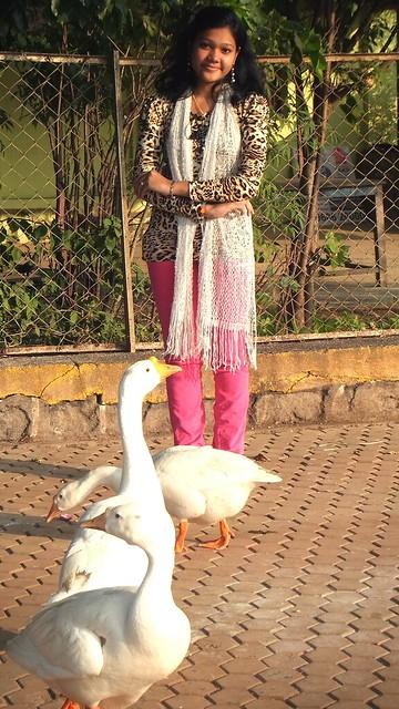 Singer Naina Das, Fujifilm FinePix REAL 3D W3