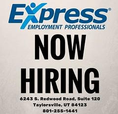 Job Agencies in Taylorsville, UT
