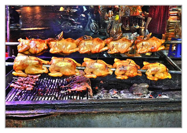 Phnom Penh K - night market 02