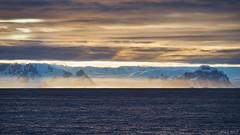 Graham Land sunrise