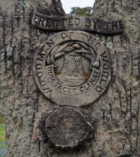 Emblem of the Woodmen of the World