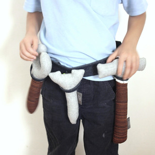 tool belts for little builders