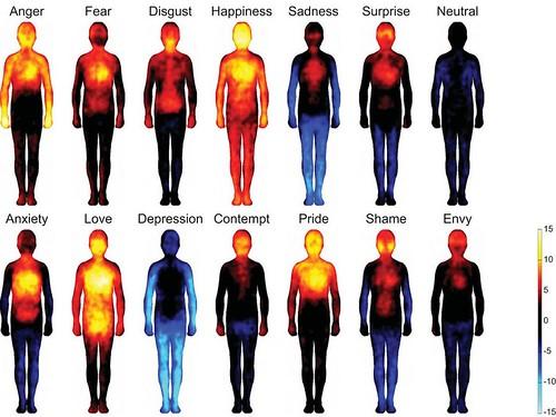 Heat Emotion body