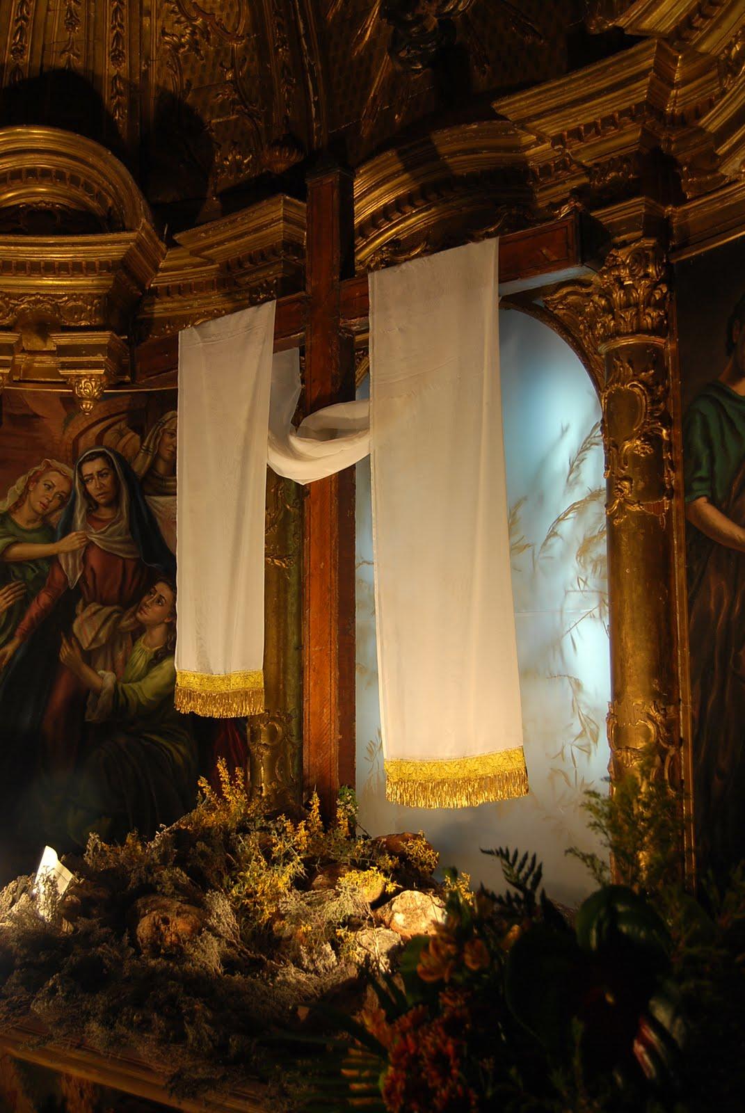 Cruz de Mayo en el Convento Franciscano de Villanueva de los Infantes. Mayo 2010. Autor, Soy Cofrade