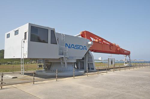 【写真】離島めぐり : 小型ロケット発射場