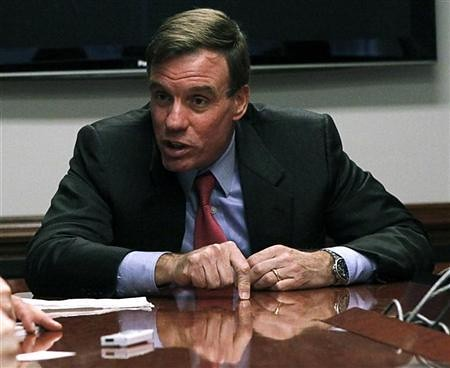 Mark Warner Virginia
