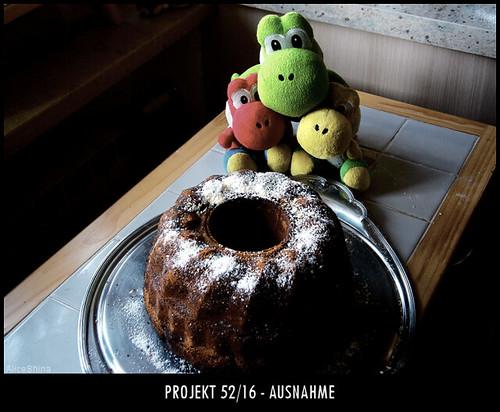 Projekt 52/16 - Ausnahme