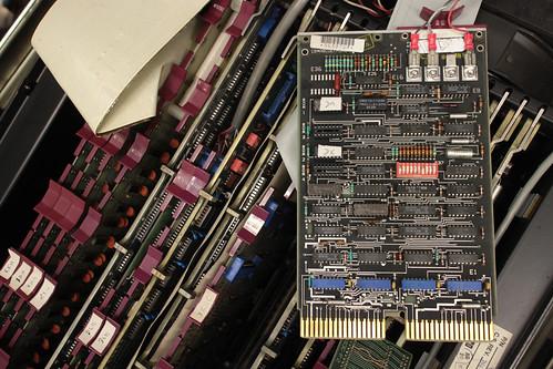 PDP-11/34 bootrom / unibus terminator