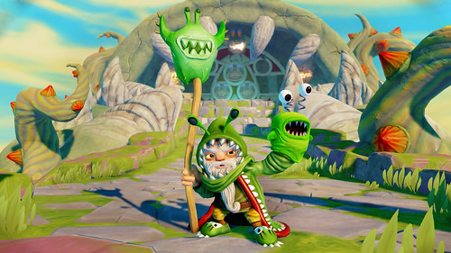 Skylanders Trap Team_Villain_Chompy Mage