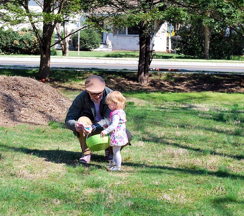 Easter - Eloise and Uncle Ted-001