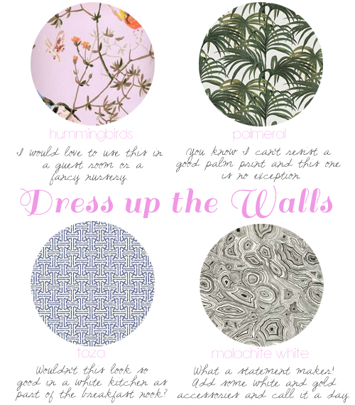 Dress Up The Walls 042114