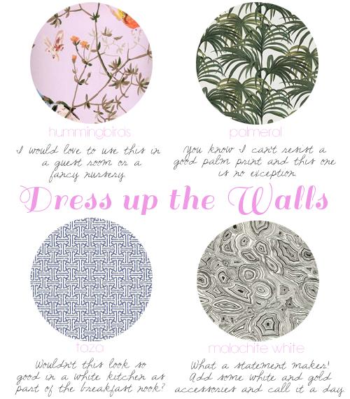 Dress Up The Walls 042114