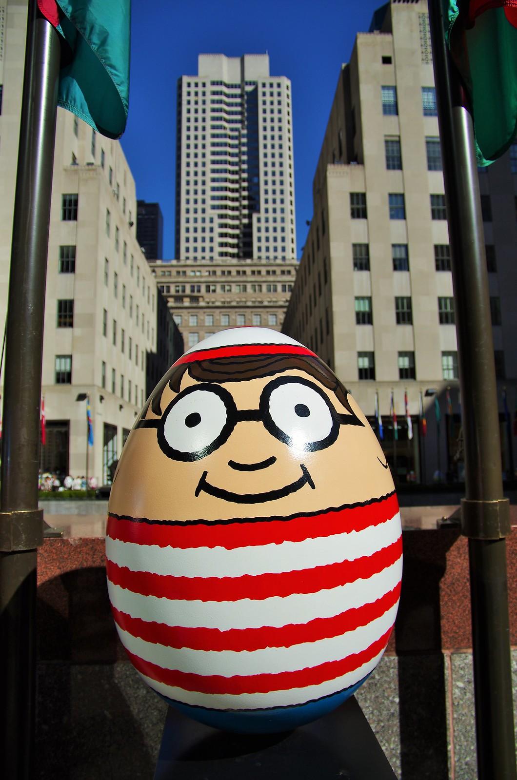 2014 紐約市復活節尋蛋活動 The Big Egg Hunt NYC