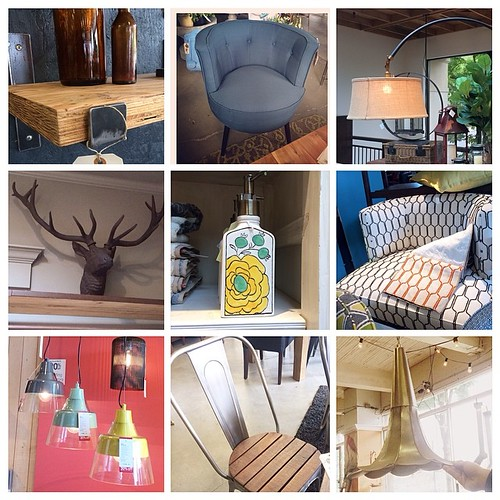 Yesterday I went to a few stores and took pics of a few ideas/inspiration to help get the creative juices flowing. The new house is giving us an opportunity to try on new ways of decorating and tons of DIY ideas. We're sitting with ideas, taking time to p