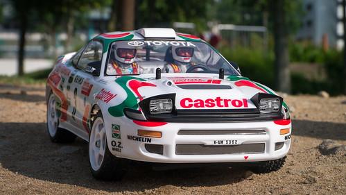 toyota - [PHOTOS] Tamiya TA02 Castrol Toyota Celica GT-Four 13987384627_7ff1cee5ae