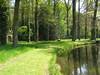 Pond and a slice of ruin - Huys ten Donck by Henk van der Eijk