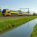 Small photo of Elst IRM 9557 als IC naar Schiphol