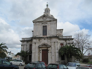Igreja da Memória 在 Algés 附近 的形象. portugal lisboa lissabon
