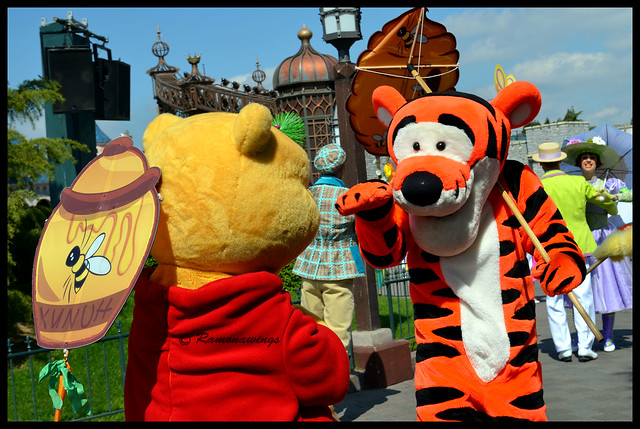 Winnie et Tigrou