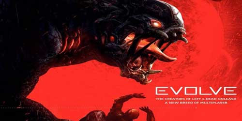 Evolve gets a new gameplay trailer