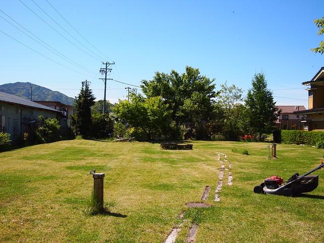 2014.5.17 芝刈り