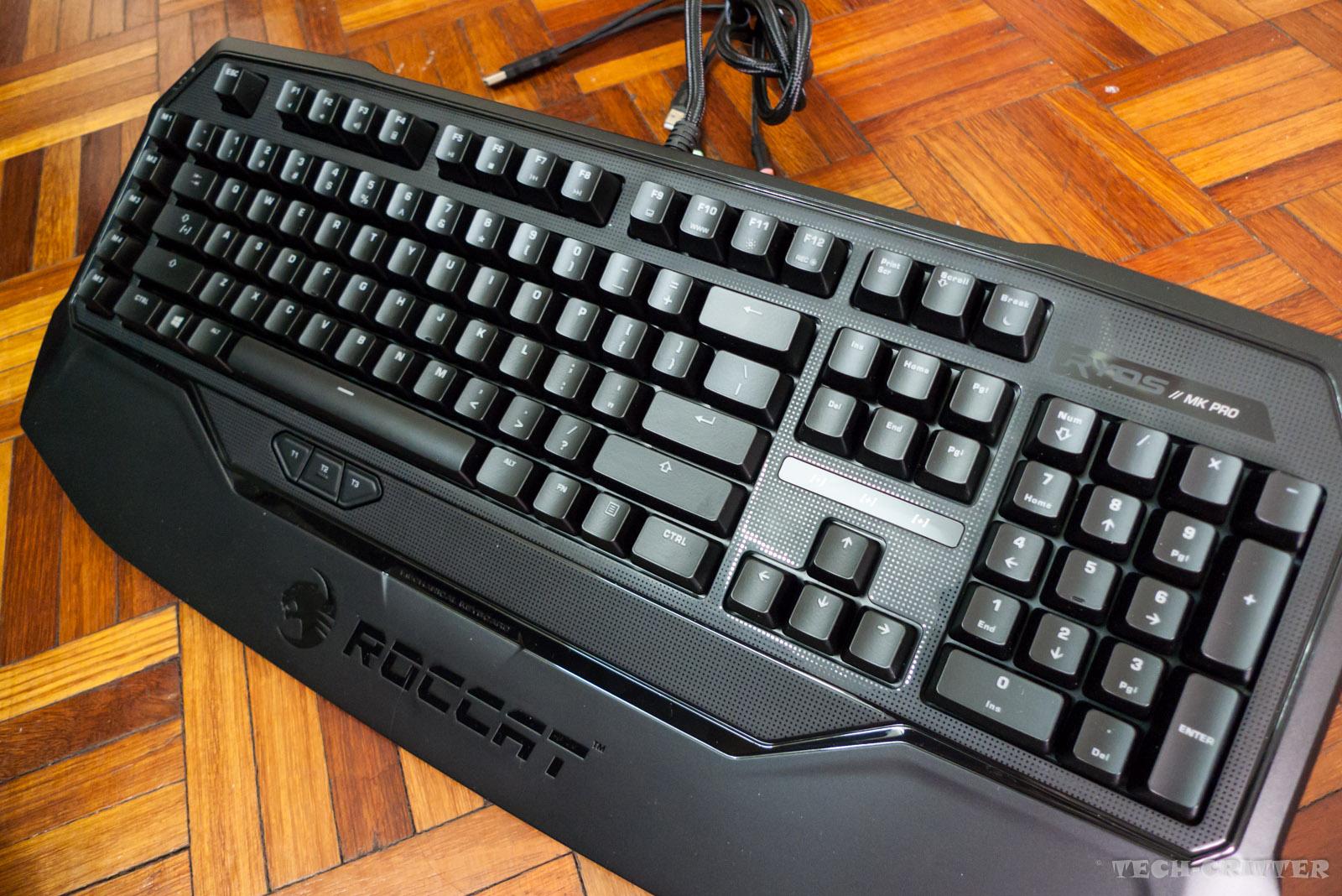 ROCCAT Ryos MK Pro - 13
