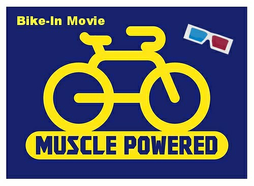 Muscle Powered Bike-In Movie